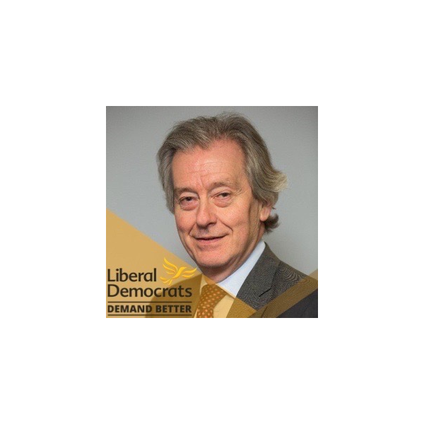 Stephen Dorrell Triangle Logo