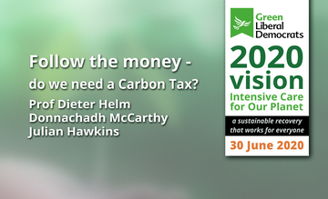 Follow the money - do we need a Carbon Tax? at GreenLibDem Conference 30th June 2020 (greenlibdems.org.uk)